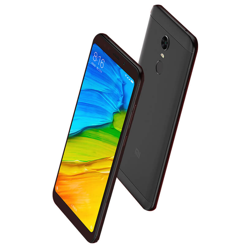 Xiaomi Redmi Note 5 3Gb/32Gb (Black)